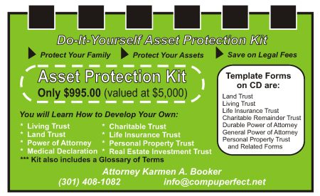 Asset Protection AD