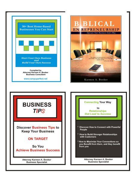 Business E-Book Bundle2