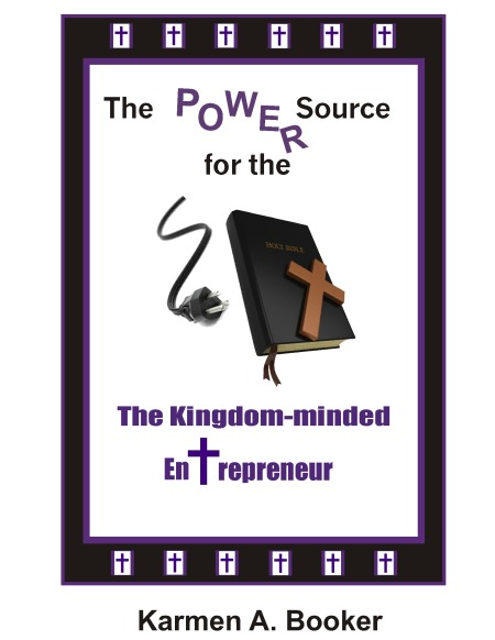 Power Source Book cover